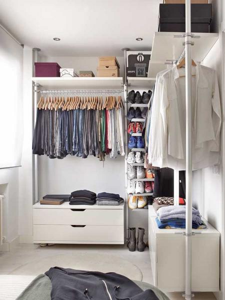 small bookshelf design