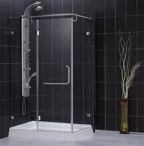 Showers for Small Spaces  Raven Tao : Big City Small Apartment