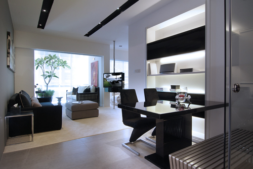 Cool Apartment Design 3 Raven Tao Big City Small Apartment