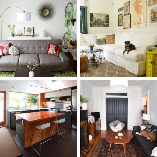 Cool Small Spaces : Apartment Therapy - Raven Tao : Big ...