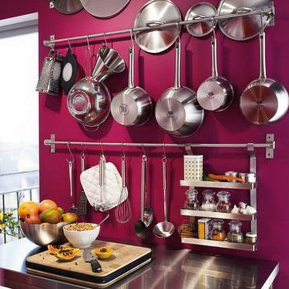 Smart Kitchen Storage Ideas For Small Spaces 12 Raven Tao Big City Small