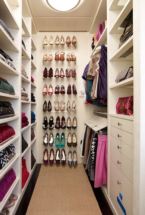 Genial Wall Shoe Rack