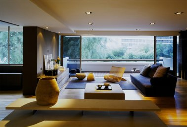 Apartment-Interior-By-K2ld-Architects-Living-Room-Design