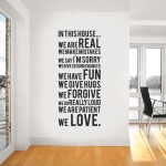 Wall-decal-quote